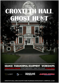 Croxteth Hall In Liverpool Ghost Hunting Events