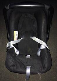 Britax Romer BabySafe Group 0+ Car Seat (Black)