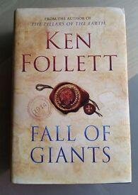 Literaly Masterpiece - Fall of giants - Ken Follet