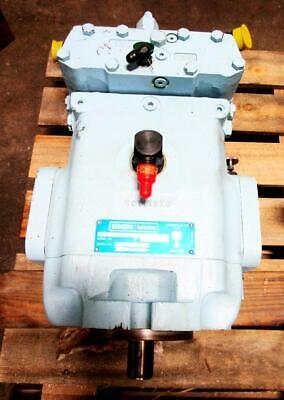 Denison Hydraulics Gold Cup Axial Piston Pump P6p 2r1c 102 B