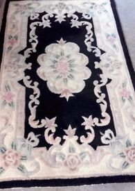 Chinese wool rug