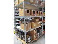 Warehouse Shelving and Racking