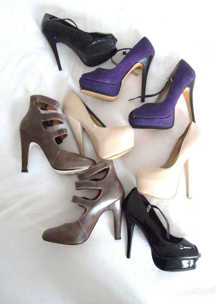 womens shoes TOPSHOES Sandals wedge heels platform leather size UK 4in Church Village, Rhondda Cynon TafGumtree - womens shoes TOPSHOES Sandals wedge heels platform leather size UK 4 Can post if required