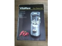 VillaWare batidora 1000w professional stainless steel blender *NEW IN SEALED BOX*
