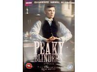 Peaky Blinders Series 2 + 49 DVD titles All standard DVD's
