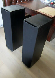 BOSTON ACOUSTICS LYNNFIELD VR20 REFERENCE FLOOR STANDING TOWER SPEAKERS