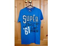 SUPERDRY Imperfects Men's T-shirt, Size XS - BRAND NEW WITH TAGS