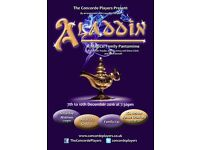Aladdin (a magical family pantomime)