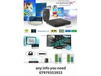 Android 5.1 kodi 16.1 TV box 4k hd films and sports all free no need to pay 64bit box