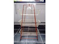 1960's Original Veg Rack