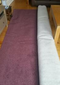 Brand New Carpet 13ft x 20ft - Deep Purple