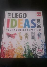 Lego ideas hardback book