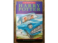 Harry Potter and The Chamber of Secrets by J. K. Rowling 1st Edition 36th