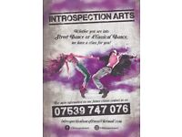 Introspection Arts (Dance and Music) Summer Holiday Classes