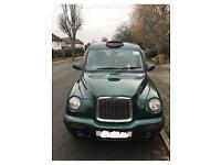 TX2 London Taxi (VGC) reduced for quick sale £3,495
