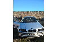 BMW 320 petrol braking for parts