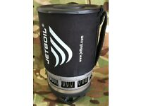 GREAT JETBOIL COOKING STOVE SYSTEM ARMY CADET MTP MOLLE PLCE JET BOIL FISHING CAMPING PRIMUS BERGEN