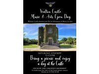 Walton Castle Music & Arts Picnic & Open day