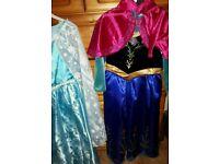 Frozen dress up / clothes