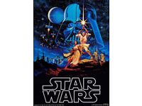 WANTED!!! VINTAGE (77-85) STAR WARS FIGURES / PLAYSETS STARWARS. CASH PAID, WILL TRAVEL!