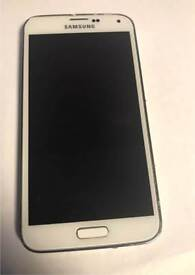 Samsung Galaxy S5 4G LTE Factory Unlocked Good Condition