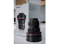 Canon Zoom Lens EF 11-24mm F4L USM