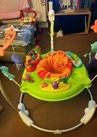 Fisher Price Rain Forest Jumpero