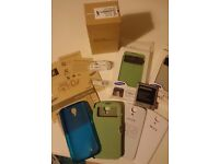 Samsung S4 I9505 Box, Battery & Cases