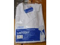 Lab Coat, size medium