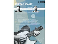 Summer Guitar Camp - With Omni Guitar Tuition - Children's Group Guitar Lessons Over Summer Holidays