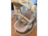starlite swing chair needs to go ASAP