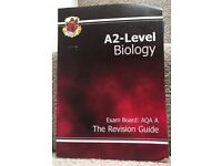 A2 Biology AQA Revision Guide