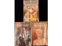 Clive Barker's HELLRAISER, DARK HOLIDAY(1992), SUMMER(1992), SPRING(1993) Epic/Marvel Comics NM+
