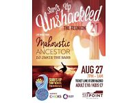 Surf's Up 21st Anniversary celebration supports CHICKS 27th August Polzeath