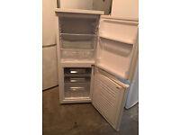 BUSH White Fridge Freezer Fully Working with 3 Month Warranty