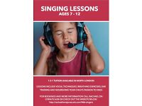 Singing Lessons in North London