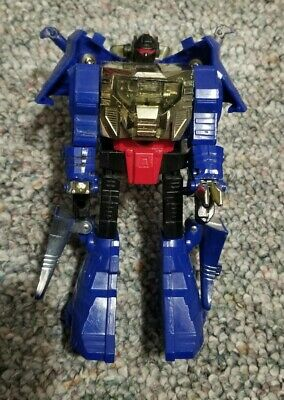 Transformers G2 Generation 2 Vintage Blue Dinobot Grimlock figure only