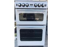 New world 60cm gas cooker free delivery