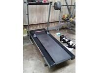 York pacer gym treadmill electric