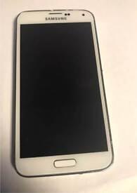 Samsung Galaxy S5 4G LTE Factory Unlocked Good Condition