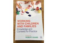 WORKING WITH CHILDREN & FAMILIES EXC CONDITION