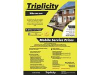 Triplicity Clean - Car valet machine polish snowfoam & ext' house cleaning . 5 star reviews on Yell!