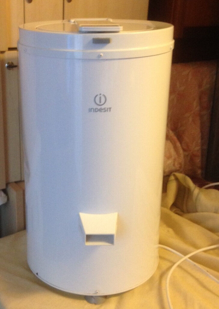 Indesit Vented Spin Dryer, ISDG 428 - White