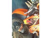 Ktm sxf 250 bike