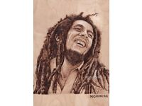 Custom Pencil Drawing From Photographs - Artist Sketch / Hand Drawn Portraits - Art Gift Idea