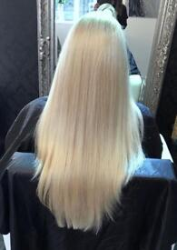 Hair extensions in Belfast city center