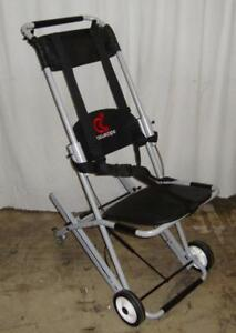 Evacuscape EC2 Stair Evacuation Emergency Rescue Chair 363 lbs capacity Excellent w/ dust cover