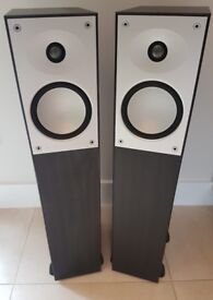 Mordaunt Short 914i Floorstanding Speakers (pair) - Black Excellent Condition
