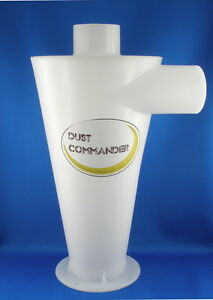 DUST COMMANDER - Cyclone filter element / Dust collector