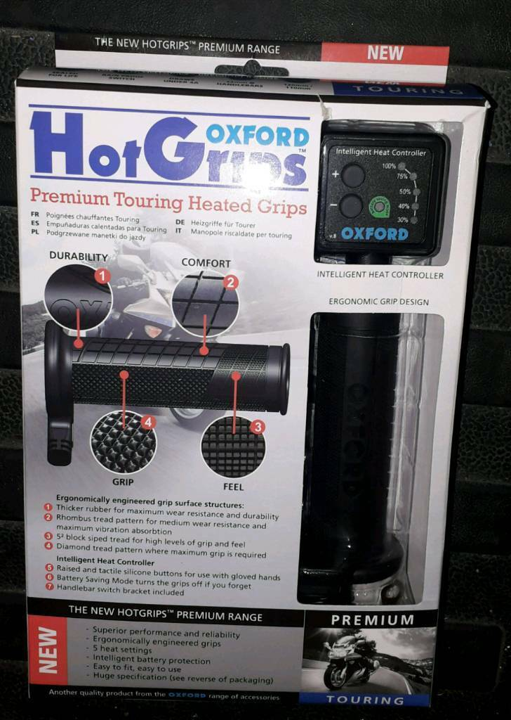 4e0c21f0e66 Oxford heated grips hotgrips latest premium model